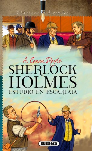 👉 Sherlock Holmes, de Arthur Conan Doyle
