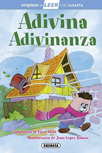 Adivina adivinanza (Adivinanzas y Chistes), de Equipo Susaeta.