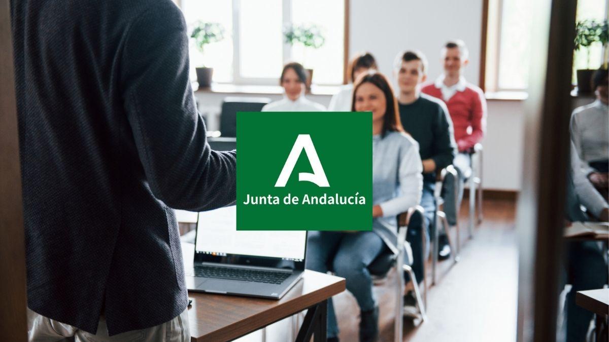 Publicada la convocatoria de oposiciones de Secundaria, FP y enseñanzas artísticas y de idiomas en Andalucía